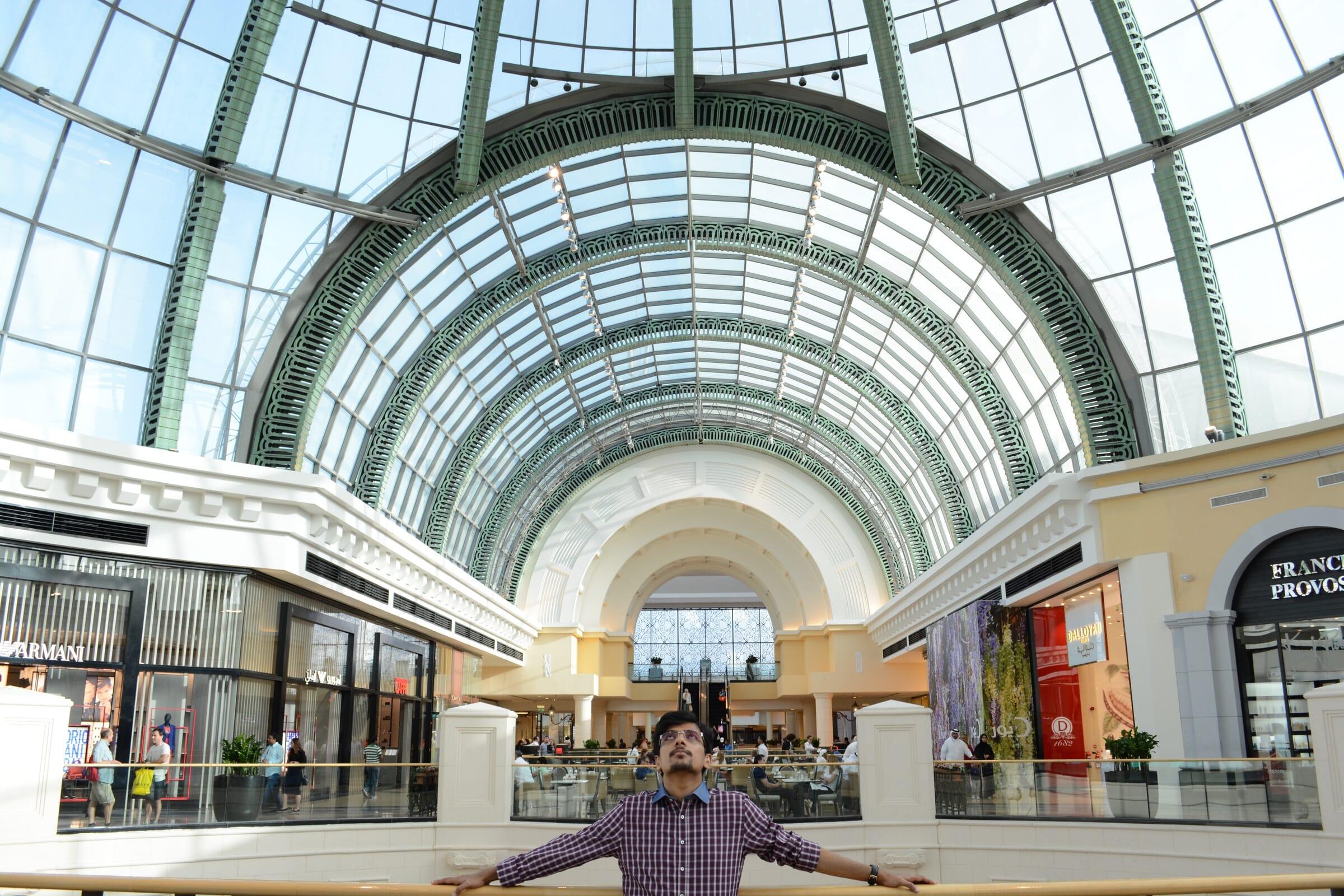 Dubai Mall - Retail Page